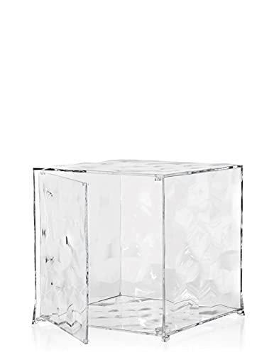 Kartell Optic 3510 Envase, Transparente (Crystal), 40x40x50 cm