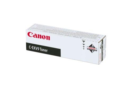 Canon 322517 - Tóner láser, 23000 páginas, Color Negro