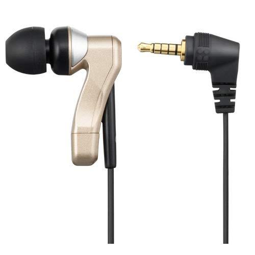 パイオニア集音器 フェミミ専用イヤホンマイク 密閉型 VMR-AE07-N 片耳用 ゴールド