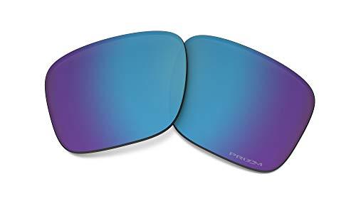 Oakley unisex adult Aoo9102ls Holbrook Replacement Sunglass Lenses, Prizm Sapphire Iridium Polarized, 57 mm US
