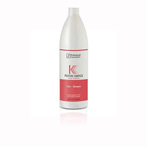 Profesional Cosmetics Protein Complex Color. Champú protección color 3 en 1-1000 ml.