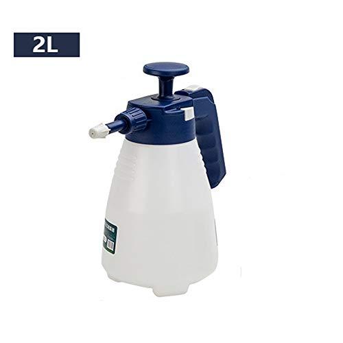 HUDEMR Poder de Aerosol 1,5/2 litros de presión rociador de Mano pulverizador de Bomba pulverizador Plant pulverizador (2 Pack) Planta de Agua en Spray (Color : White, Size : 2L)