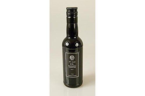 P.X.- Balsamico-Essig vom Pedro Ximénez Sherry, 25 Jahre, Solera, 7% Säure, 375 ml