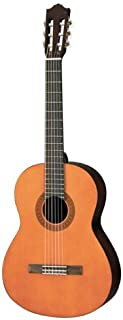 Yamaha C40 Full Size Nylon-String Classical Guitar, Tan, Full