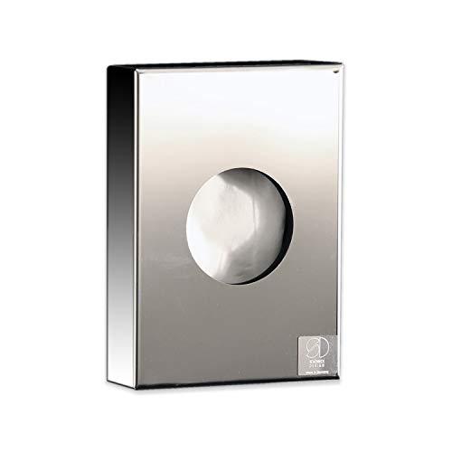 Schönbeck Design Hygienebeutelspender Edelstahl poliert - hochwertige Ausführung