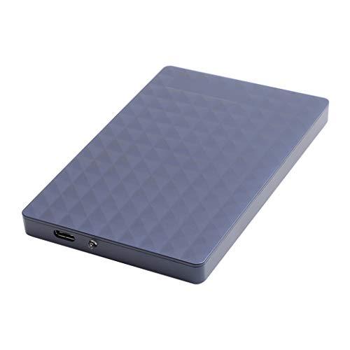 B Blesiya Unidad De Disco Duro Externo SSD Portátil Externa Unidad De Disco Duro De Alto Rendimiento Nuevo - 500G