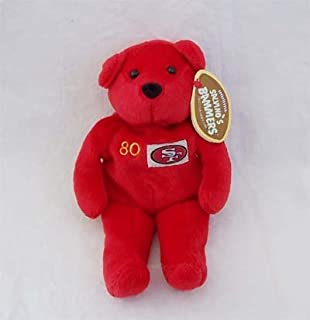 Jerry Rice 80 - Pro Sports Bear-9- By Salvino's Bammers by Salvino's