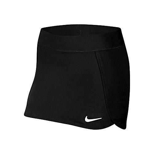 NIKE G Nkct Skirt Str Falda, Niñas, Black/(White), XS
