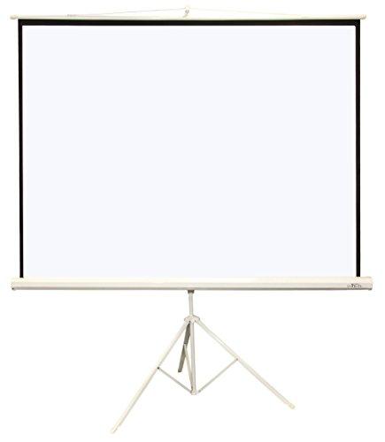 Luxburg 215,9cm 152cm Full HD 3D schermo di proiezione con treppiede–bianco opaco