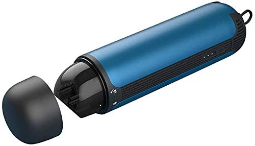 LXNQG Limpiador de aspiradora de automóviles Aspirador de vacío Captura de Polvo para automóvil Limpia Herramienta Azul Cleadera