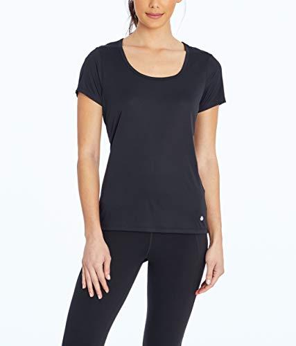 Bally Total Fitness Elite Short Sleeve T-Shirt, Black, Large