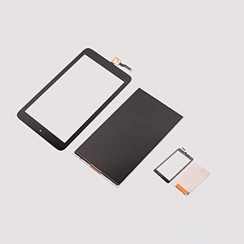 Black Replacement for Alcatel One Touch pixi 7 9006W T-Mobile Touch Screen Digitizer LCD Display
