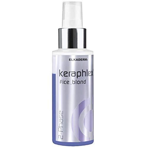 Elkaderm Keraphlex ice_blond 2 Phasen Kur 100 ml All-Round Schutz für blondiertes oder graues Haar