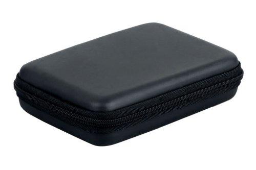 Zehui - Funda rígida con cremallera para disco duro portátil (2,5