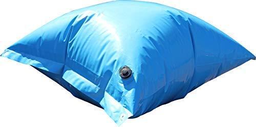 well2wellness® Pool Luftkissen Winterkissen mit neuem Sicherheitsventil für Pool Abdeckplanen