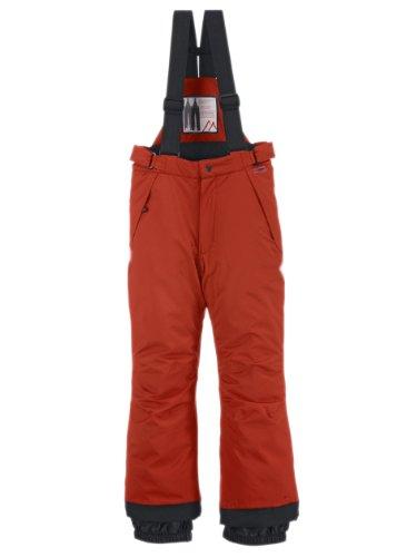 Maier Sports Kinder Hose Mtex Reg Maxi, fiery red, 128, 3000002