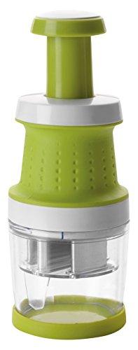 Ibili 799510 Hachoir Confort Plastique Vert 9 x 9 x 24 cm