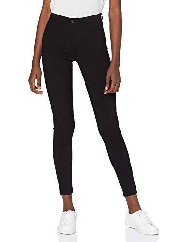 PIECES Damen PCHIGHSKIN WEAR Jeggings Black/NOOS Skinny Jeans, 38 (Herstellergröße: M)
