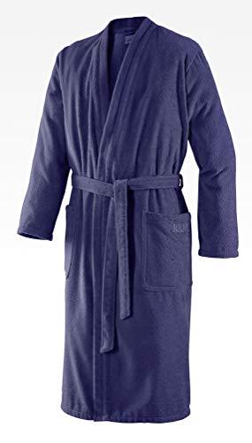 Joop! Herren Kimono-Bademantel Classic   1618 Schwarz - 50/52
