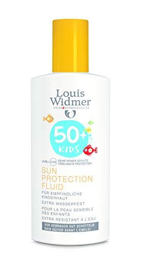 Widmer Kids Sun Protection Fluid LSF 50+ unparf�miert, 100 m