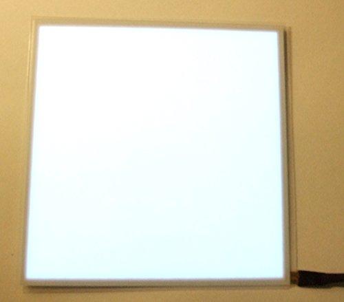 EL-Folie 10x10cm weiß