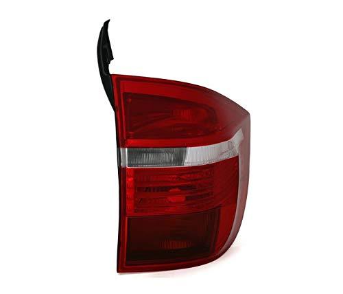 V-maxzone Vt220r droite Queue de feu arrière Rouge Blanc