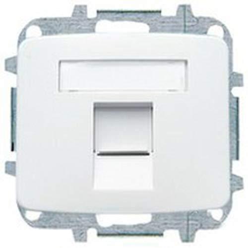 Niessen arco - Tapa con ventana conector telefono informatica arco marfil