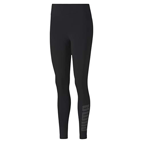 PUMA Damen Leggings Modern Basics, Puma Black, S, 583641