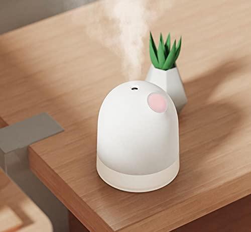 Mini humidificador de escritorio USB Humdifier personal para dormitorio oficina coche