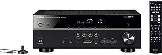HTR4072 YAMAHA 5.1Ch 115W Hdcp2.2 AV Receiver Inbuilt WiFi - Bluetooth +Mc HTR-4072B HD Audio with Cinema Dsp 3D, Amazon Alexa Voice Control Compatibility