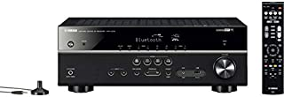 HTR4072 YAMAHA 5.1Ch 115W Hdcp2.2 AV Receiver Inbuilt WiFi - Bluetooth +Mc HTR-4072B HD Audio with Cinema Dsp 3D, Amazon Alexa Voice Control Compatibility