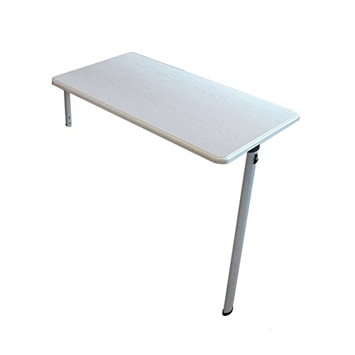 LXLA-mesa de pared abatible Mesa Plegable de Pared Cocina Mesa de Comedor Ordenador Estación de Trabajo Niños Organizador de Estudio Plegable (Color : Style 3, Tamaño : 74×40×74cm(Single Leg))