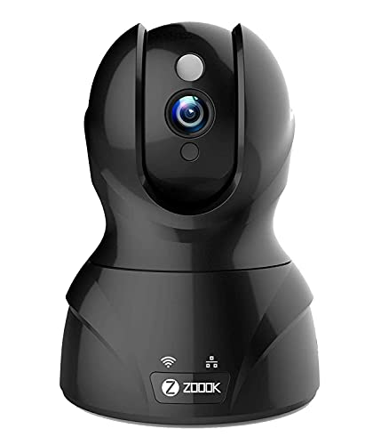 Zoook Eagle Cam 2MP (1920x1080P) Wi-Fi Wireless IP Home...