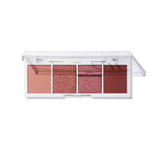 elf BiteSize Eyeshadows Creamy Blendable UltraPigmented Easy to Apply Berry Bad Matte amp Shimmer 012 Oz