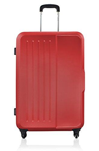 GEORGES RECH Maleta, rojo (Rojo) - BD-1089