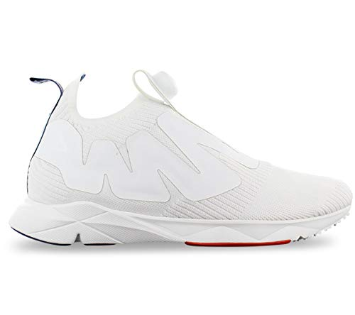 Reebok Pump Supreme Style CN2482 Herren Schuhe Weiß - Grösse: EU 47 UK 12