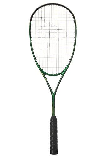 Dunlop Precisión Elite Raqueta Squash de Tenis, Unisex Adulto, limón, Talla Única