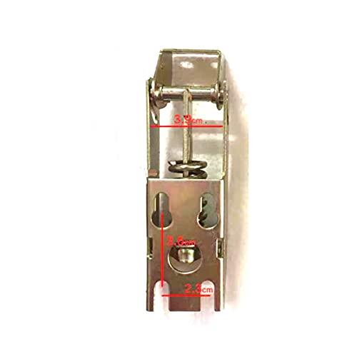 XUNLAN El congelador horizontal durable parte la bisagra superior de la puerta de la primavera del tamaño pequeño usable