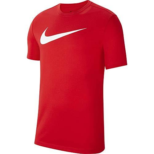 NIKE Camiseta para Hombre Team Club 20 tee, Hombre, Camiseta, CW6936-657, Rojo/Blanco, XXX-Large