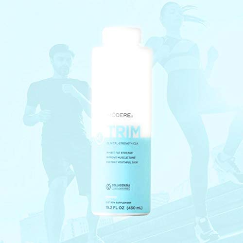 Modere Trim Lemon Collagen Weight Loss Toning All Natural Supplement with Hyaluronic Acid & Peptides