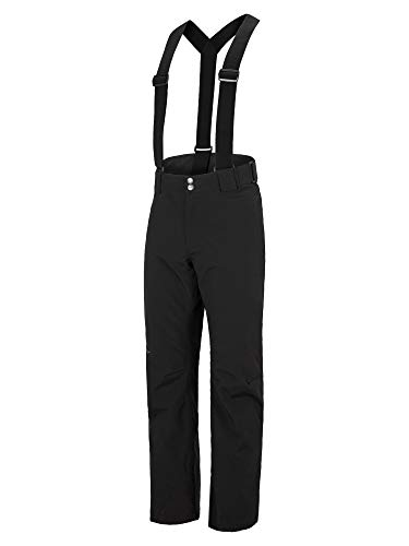 Ziener Herren TELMO Man Pant Ski Snowboard-Hose, Black, 106 (L)