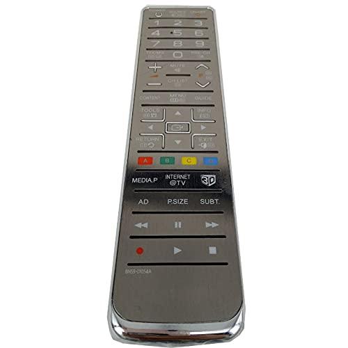 HUYANJUN, Nuovo Telecomando TV BN59-01054A Sostituire BN59-01051A. in Forma per Samsung 3D Smart