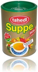 Tahedl Suppe Gold 900g