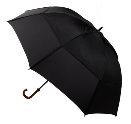 GustBuster Doorman 62' Umbrella (Black)