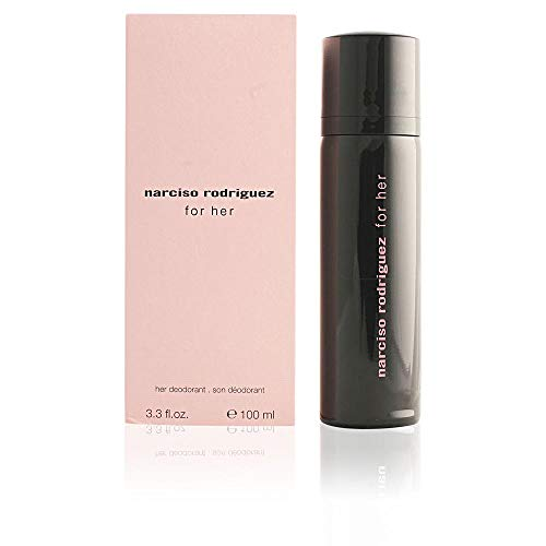 Preisvergleich Produktbild Narciso Rodriguez for her Deospray 100 ml