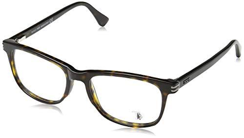 TOD'S Tod'S Brillengestelle TO5104 Rechteckig Brillengestelle 53, Mehrfarbig