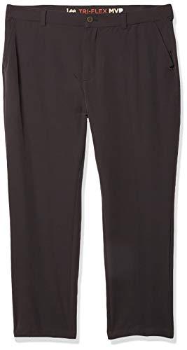 Lee Herren Performance Series Tri-Flex Pro Straight Fit Pant Unterhose, Mineral Blue, 34W / 30L