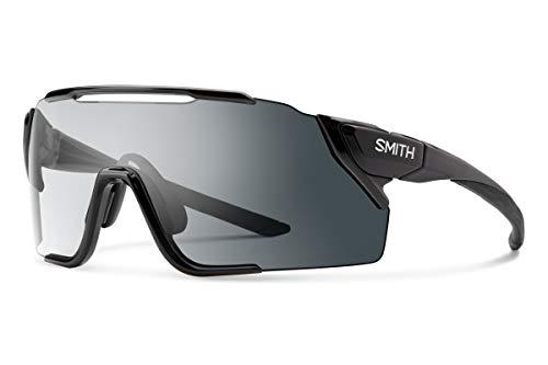 Smith Attack MAG MTB Brille Wechselgläser Erwachsene Unisex Black, 99