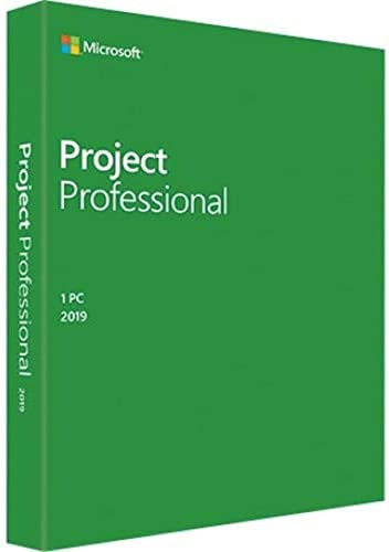 Microsoft Project Professional 2019 product image