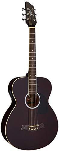 Oscar Schmidt ISOSCOA10EWAN Guitarra Electroacustica Oa10E, Walnut Nogal Walnut Nogal
